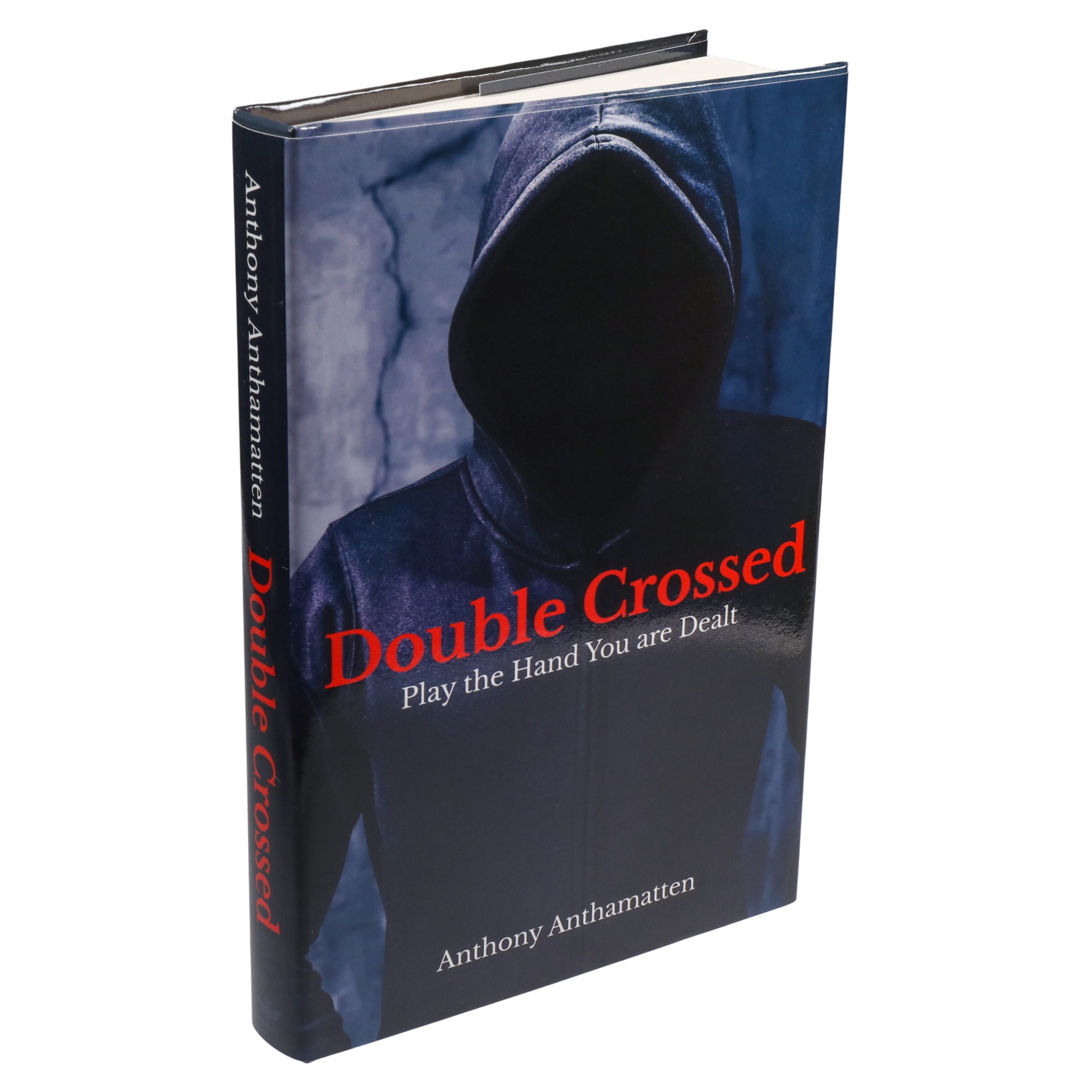 Double Crossed Hardcover